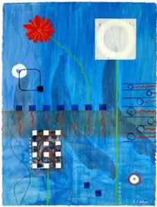 IamBlue Jeanine Cobler
