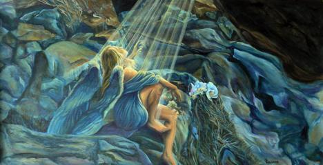 Angel of Avalon