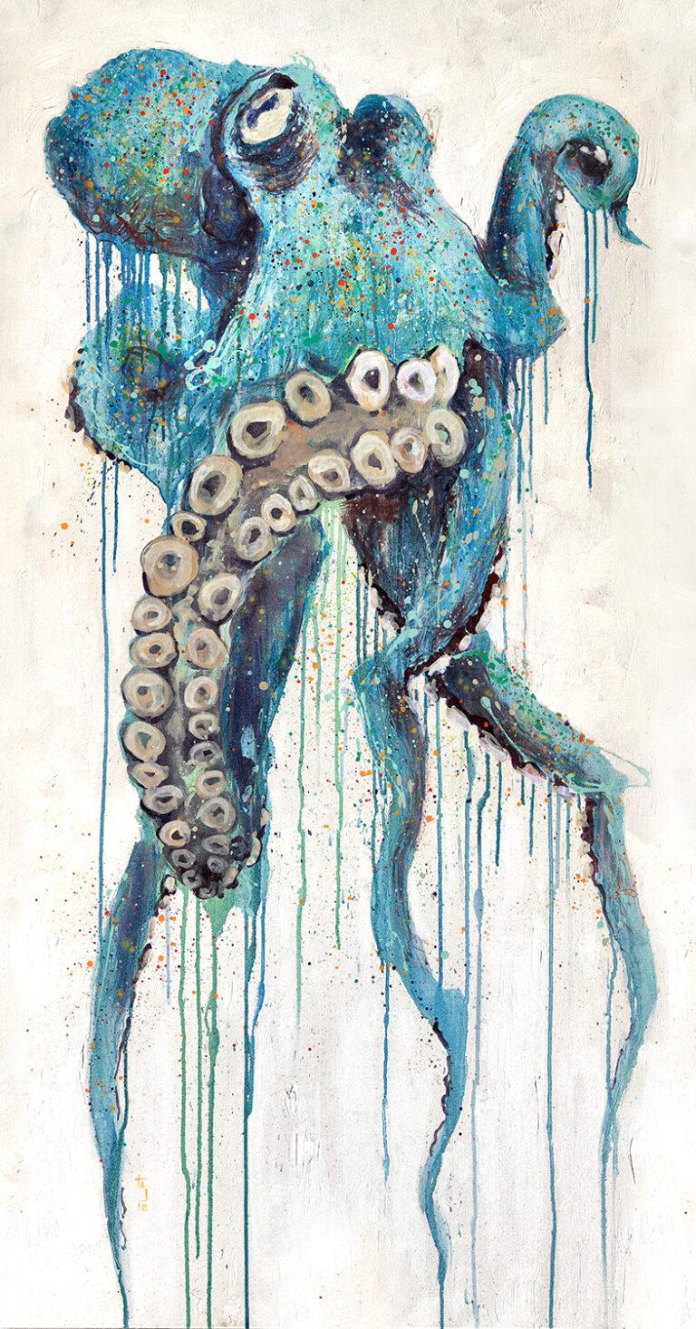 Blue Octo
